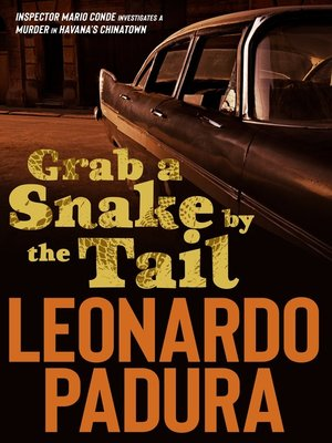 cover image of Grab a Snake by the Tail